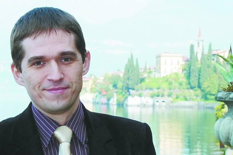 """Doc. Karol Kamiński to nasz reprezentant w """"Top 500 Innovators"""""""