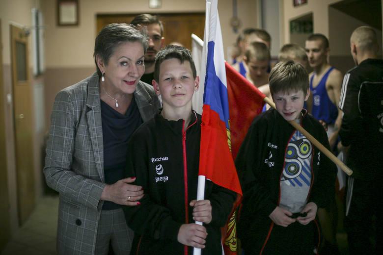 Kolejny bardzo dobry pomysł słupskich ludzi boksu został zrealizowany. Odbył  się międzynarodowy mecz  SKB Energa Czarni - Kaliningrad (Rosja). Przez