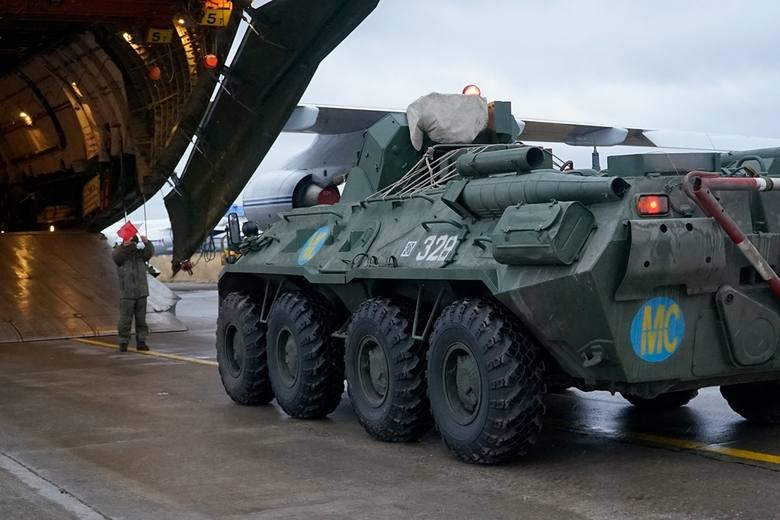 Znawca spraw Rosji: podejrzane ruchy wojsk rosyjskich u granic Ukrainy mogą być przygotowaniem do rozpętania wojny