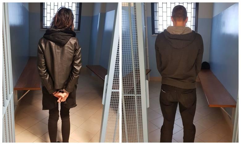 We wtorek białostoccy policjanci zatrzymali dwie osoby podejrzane o dokonanie szeregu kradzieży sklepowych. 21-latka została rozpoznana przez pracownika
