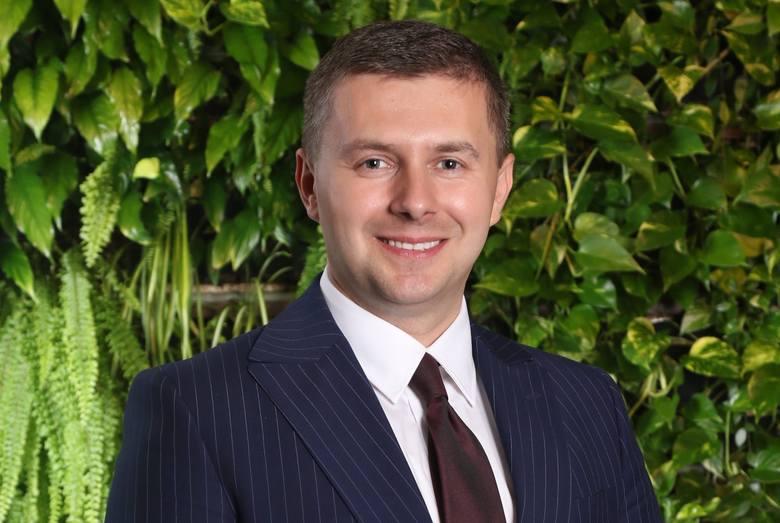 Marcin Piętak, prezes Regionalnej Organizacji Turystycznej Województwa Świętokrzyskiego