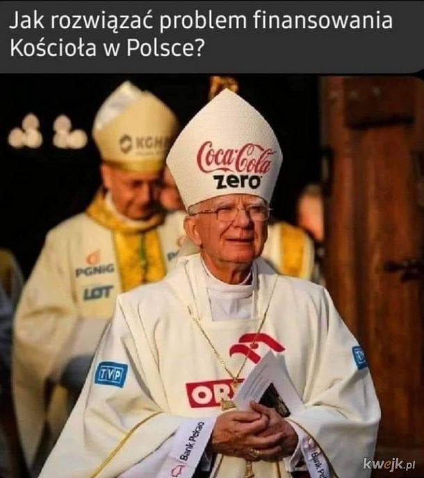 Młodzież zatęskni za Kościołem i powróci? Internet komentuje słowa arcybiskupa Marka Jędraszewskiego/Zobacz kolejne memy. Przesuwaj zdjęcia w prawo -