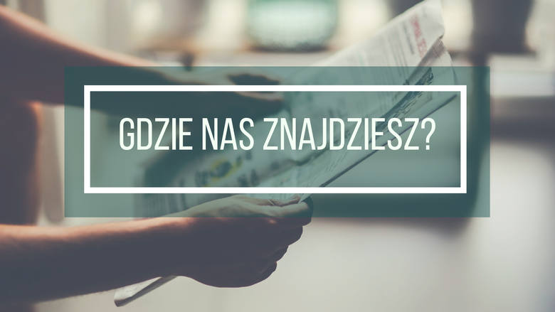 """Gdzie znajdziesz """"Dziennik Bałtycki""""? Lista miejsc, w których jesteśmy!"""