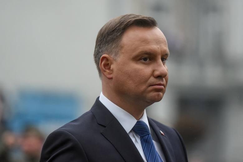 """Prezydent o proteście w Sejmie. """"Rząd dużo zrobił. Nie wszystko można zrealizować"""""""