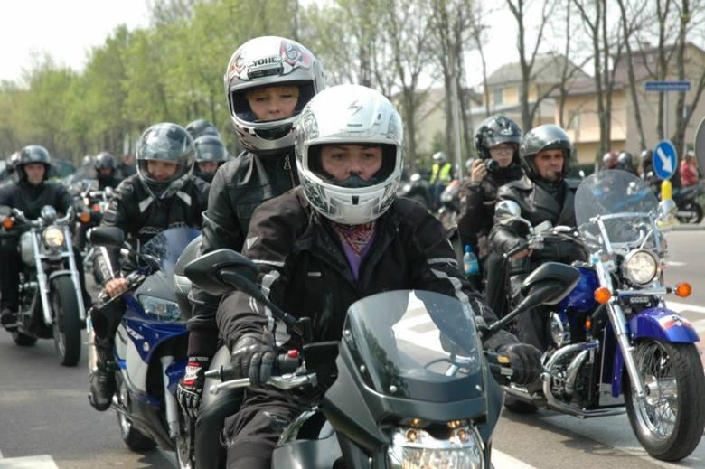 Sezon motocyklowy rozpoczęty. Gigantyczny zlot (zdjęcia)