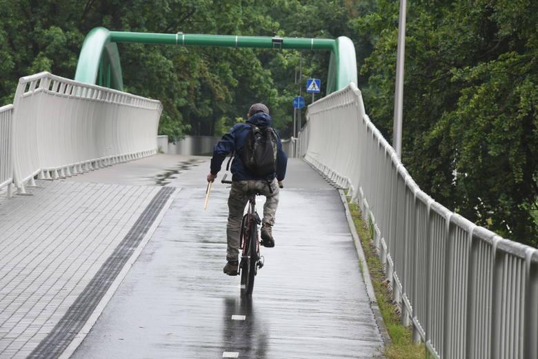 Natalia Dyjas pisze o zielonogórskich ścieżkach rowerowych. A Wy jak je oceniacie?