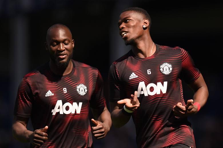 Romelu Lukaku i Paul Pogba mogą latem odejść z Manchesteru United