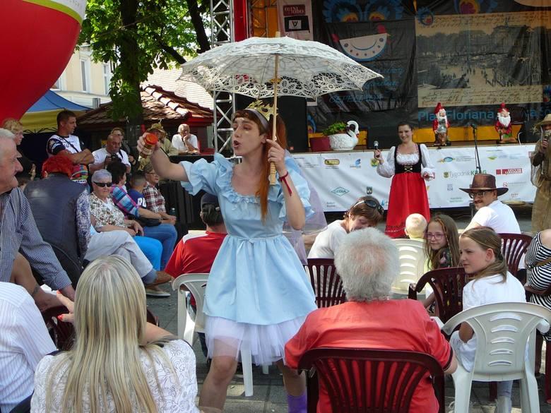 W pierwszym dniu Cepeliady, w sobotę 1 czerwca godziny popołudniowe były zarezerwowane dla dzieci. Gospodarze imprezy Ewa i Krzysztof Uchal zadbali o