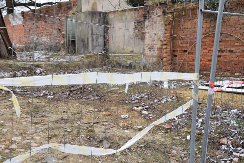 Co dalej z budową parkingu w okolicy placu Matejki w Zielonej Górze? Podczas prac archeologicznych odkryto pochówek. Plany się zmienią?