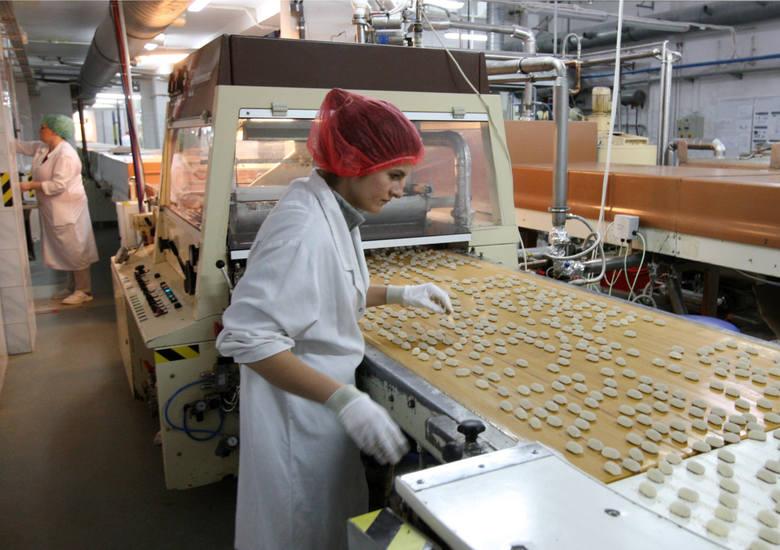 """""""Bałtyk"""" w swojej ofercie ma wyroby czekoladowe, pralinki, likworki, a także karmelki i lizaki.- Jesteśmy częścią historii Gdańska,"""