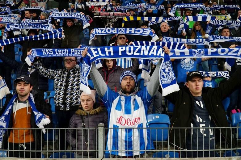 """Chociaż Lech Poznań powstał w 1922 r., nazwa """"Lech"""" w jego nazwie pojawiła się dopiero w 1957 r. Zobacz, jak na przestrzeni lat zmieniała"""