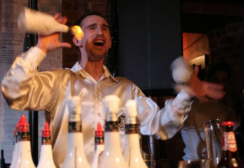 Polskie eliminacje do Mistrzostw Świata Barmanów odbędą się w Łodzi