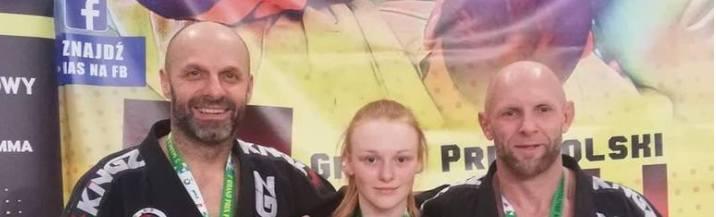 3-osobowa ekipa ASW Black Panther Bydgoszcz wzięła udział w VII Grand Prix Polski w brazylijskim Jiu Jitsu w Mińsku Mazowieckim. Każdy reprezentant Czarnych
