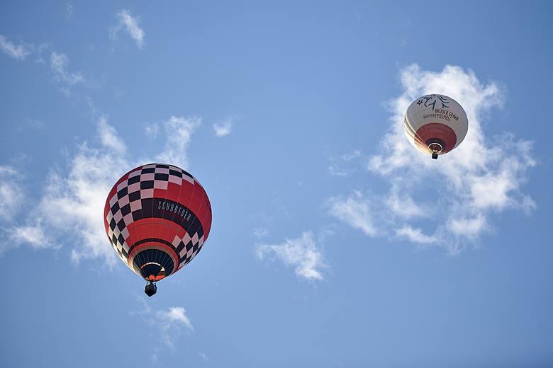 Zawody balonowe w Nałęczowie 2019. Niezapomniane i wyjątkowe będą nocne starty balonów