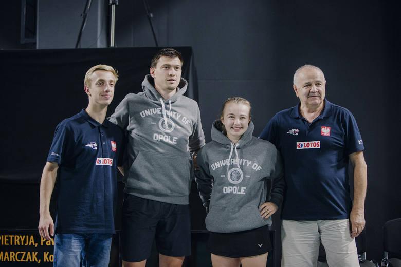 Paweł Pietryja i Kornelia Marczak z Uniwersytetu Opolskiego dosłownie spisali się na medal w Akademickich Mistrzostwach Europy.