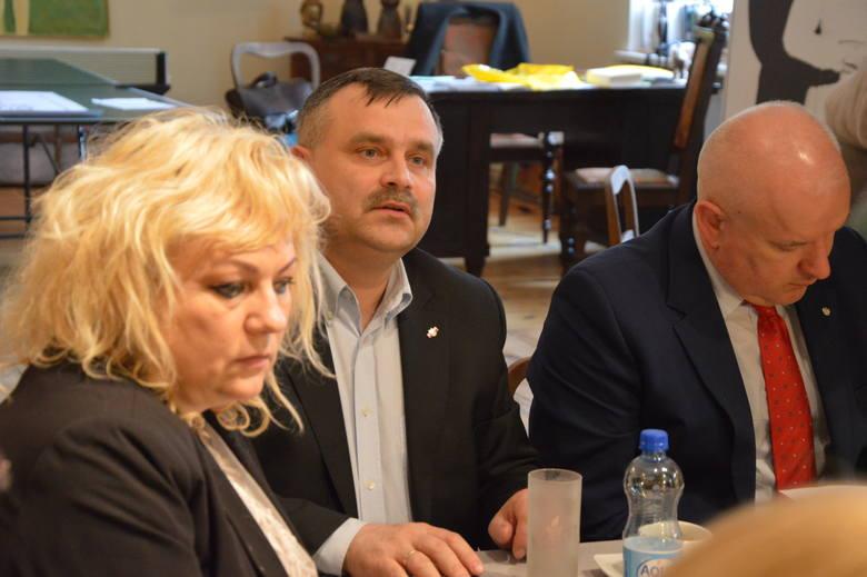 Spotkanie komitetu ws. Wydarzeń Zielonogórskich.