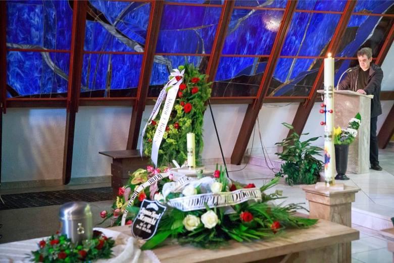 Pogrzeb Zbigniewa Krzywickiego Ostatnie Pożegnanie