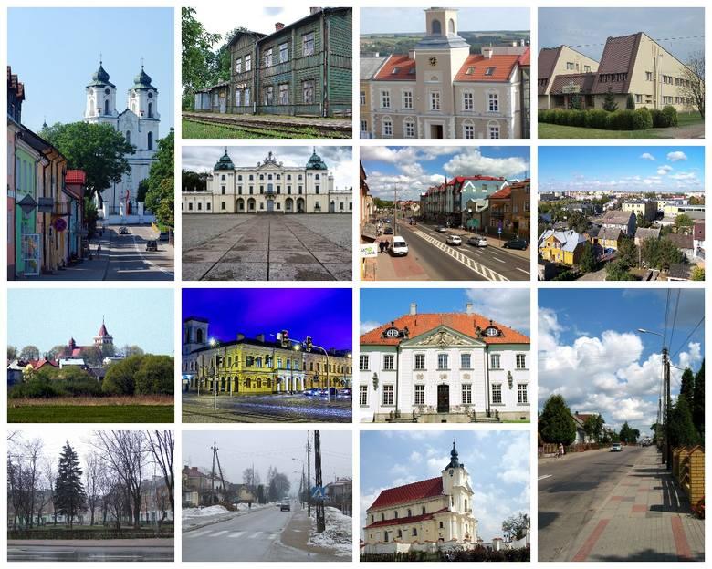 Podlaskie. Które miasta w województwie są najniebezpieczniejsze? Ranking TOP 30 [ZDJĘCIA]
