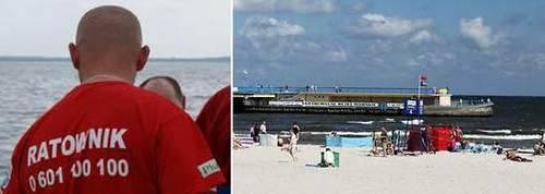 Kołobrzeg: Przyjechał na Sunrise Festival i utonął
