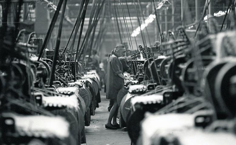 Łódzkie włókniarki wywalczyły więcej niż robotnicy z polskiego Wybrzeża