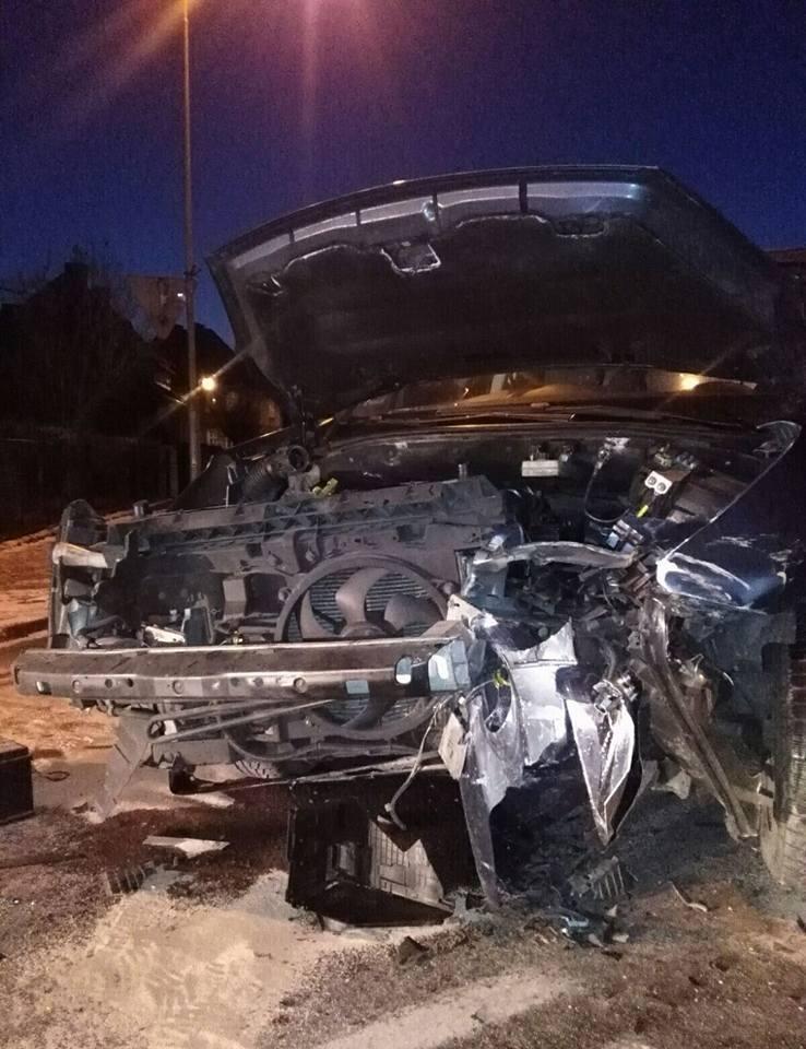 We wtorek przed godz. 17 Ochotnicza Straż Pożarna ze Złocieńca została zadysponowana do wypadku drogowego na ul. 1 Dywizji WP.Doszło tam do zderzenia