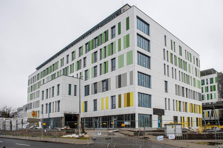 Budowa Wielkopolskiego Centrum Zdrowia Dziecka jest na ukończeniu. Zakończenie inwestycji powinno nastąpić w tym roku