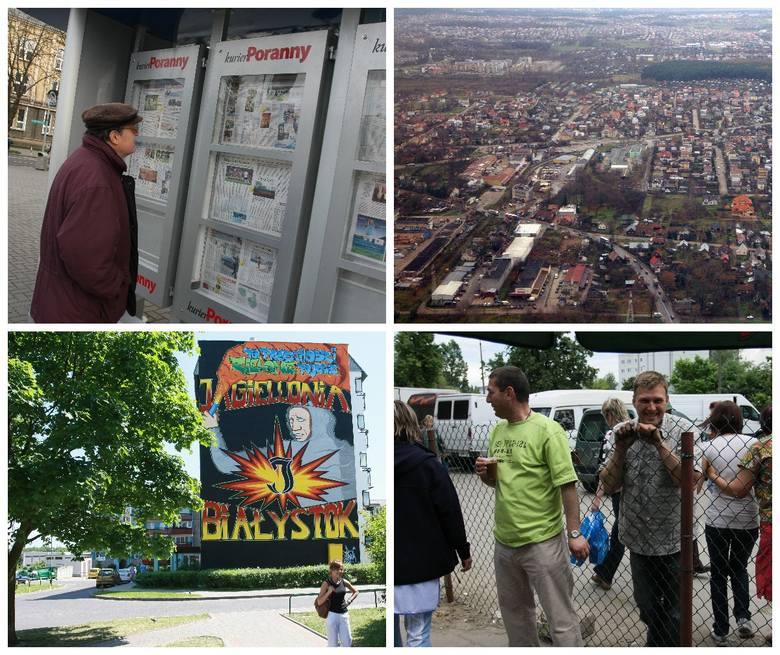 Białystok dekadę temu. Unikalne zdjęcia miasta z 2008 roku w obiektywach fotoreporterów Kuriera Porannego i Gazety Współczesnej [ZDJĘCIA]