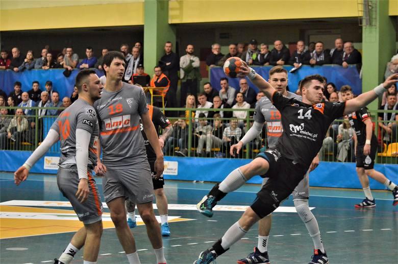 SPR Stal Mielec bez szans w meczu z NMC Górnikiem Zabrze. Różnica była zbyt duża [ZDJĘCIA, RELACJA, WIDEO]