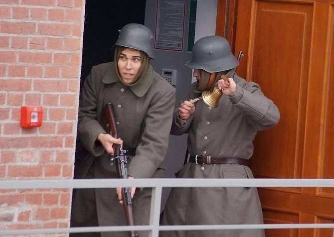 W jego trakcie powstańcy zdobywali broniony przez Niemców budynek Poczty Królewskiej Prus.