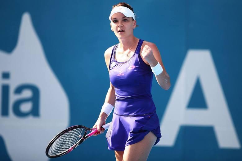 Agnieszka Radwańska jest w finale turnieju Apia International w Sydney