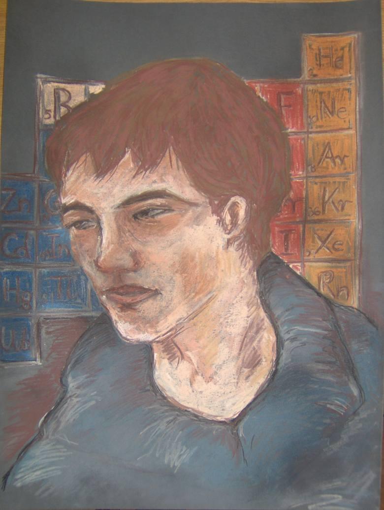 Portret Michała Prończuka