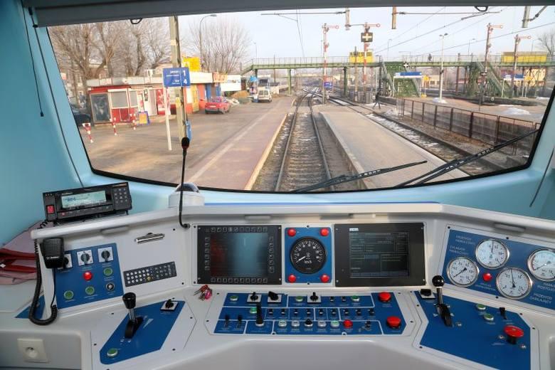 Przewozy Regionalne: PKP zaprezentowało nowy pociąg elektryczny (zdjęcia)