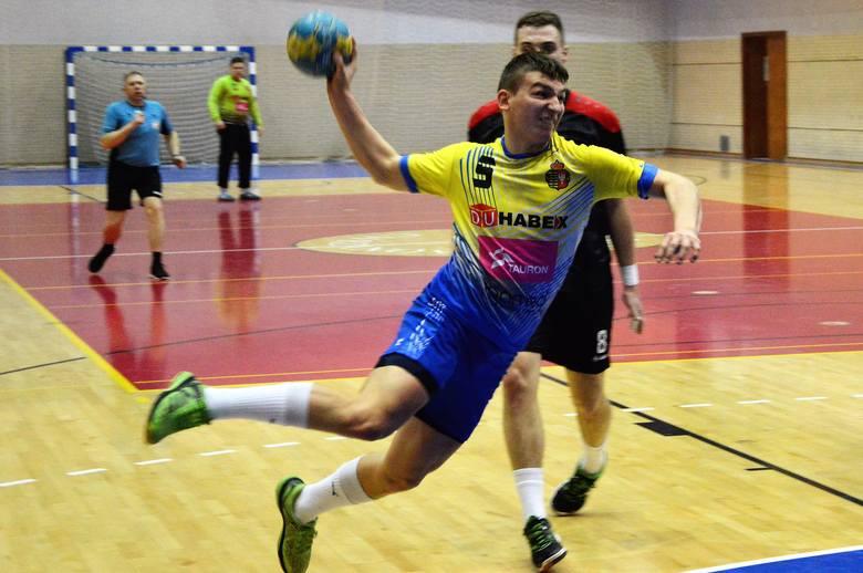 Karol Put był jednym z najbardziej eksploatowanych zawodników MTS Chrzanów w meczu 1/16 Pucharu Polski w Puławach przeciwko rezerwom Wisły.