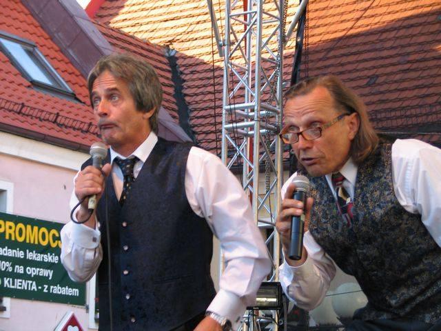 Kabaret Masztalscy będzie gwiazdą imprezy w sobotę. Porcja humoru już od godz. 18.30.
