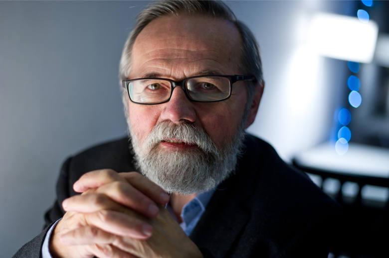 Profesor Ryszard Bugaj.