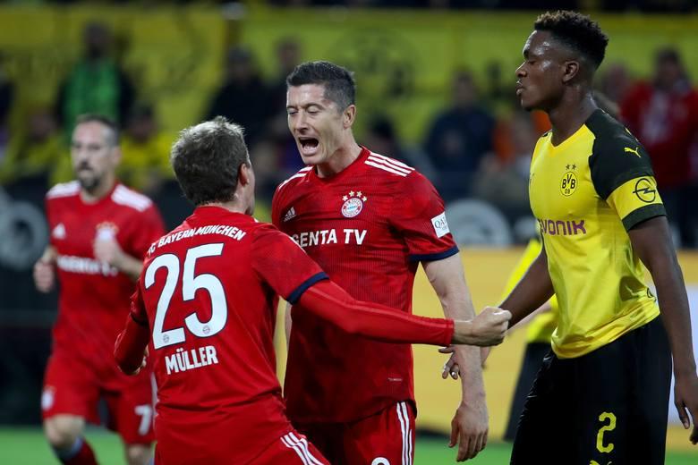 BVB może, Bayern musi. Emocje przed der Klassiker sięgają zenitu