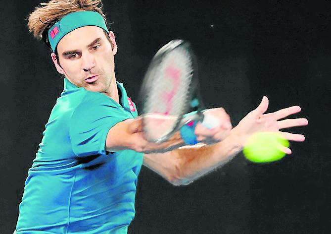 Tenis. Bardzo niepokojące sygnały Rogera Federera