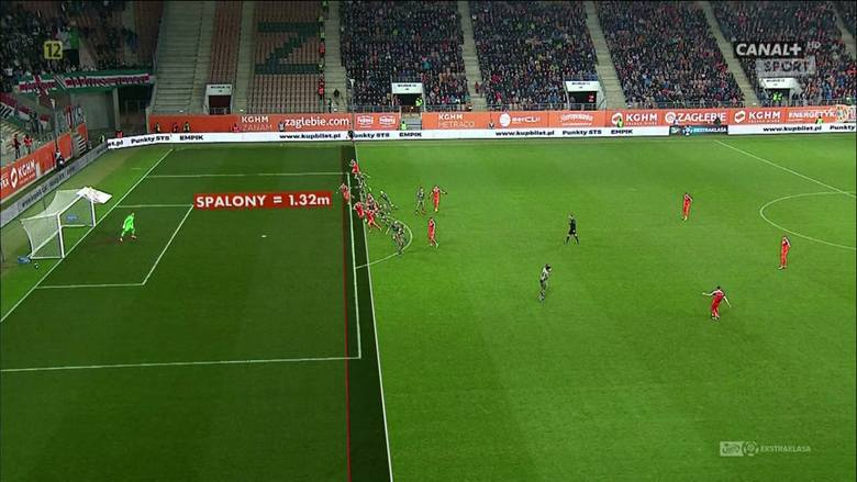 'Bezbłędna tabela', czyli jak wyglądałaby Ekstraklasa bez błędów sędziów (24. kolejka)