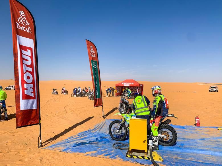 Edwin Straver nie żyje. Holenderski motocyklistą kolejną ofiarą Rajdu Dakar