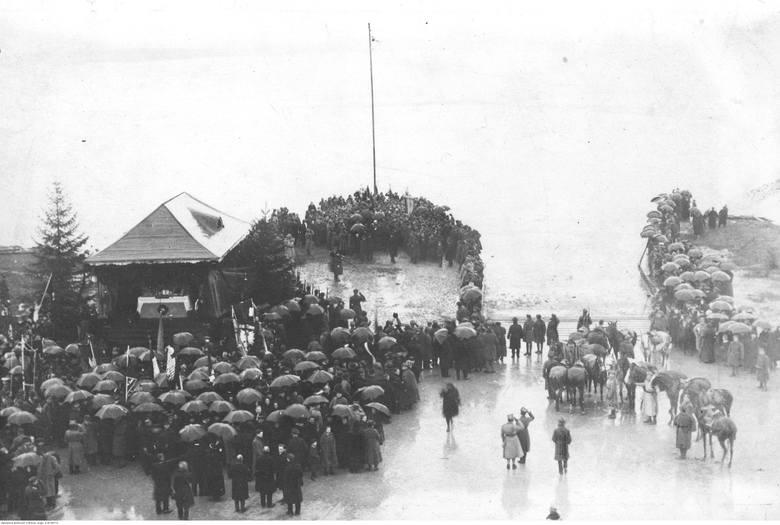 Bitwa Warszawska 1920 roku. Przeczytajcie, jak wyglądały walki w rejonie Ostrołęki, poznajcie historię podporucznika Jerzego Krępskiego
