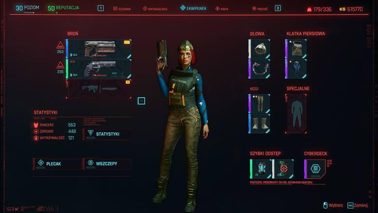 Świat Cyberpunka 2077 podzielony jest na ścisłe centrum oraz sześć wielkich dzielnic: Watson, Heywood, Westrbrook, Santo Domingo, Pacificę i Peryferie