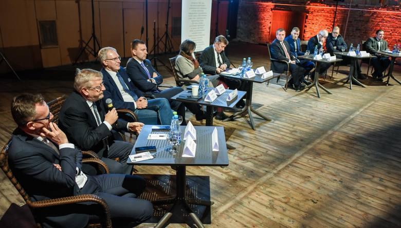 Debata wyborcza Business Centre Club w Bydgoszczy