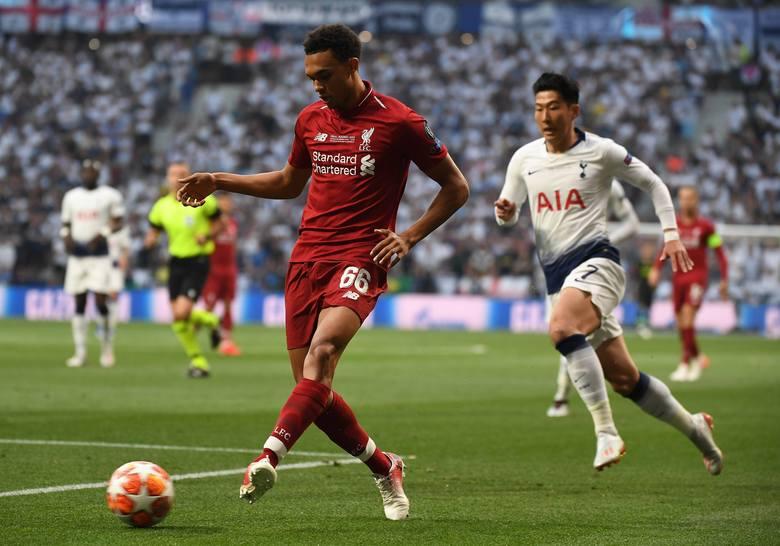 19. miejsce - Trent Alexander-Arnold (Liverpool FC/Anglia)