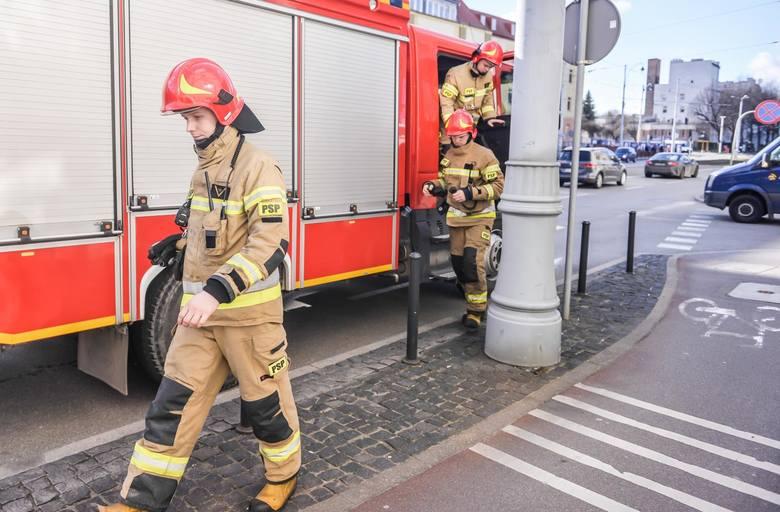 Ewakuacja przedszkoli we Wrocławiu. Alarmy bombowe w szkołach i przedszkolach