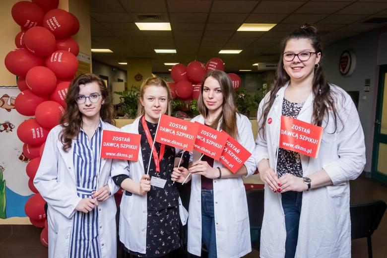 We wtorek 17 kwietnia w Szpitalu uniwersyteckim nr 1 im. dr. Antoniego Jurasza w Bydgoszczyrozpoczęła się dwudniowa akcja rejestracji potencjalnych dawców