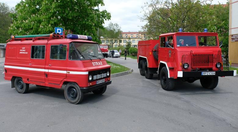 W niedzielę w Przeworsku odbyły się powiatowe obchody Dnia Strażaka. Jednym z punktów programu była parada strażaków i wozów bojowych. Zobaczcie zdjęcia!Zobacz