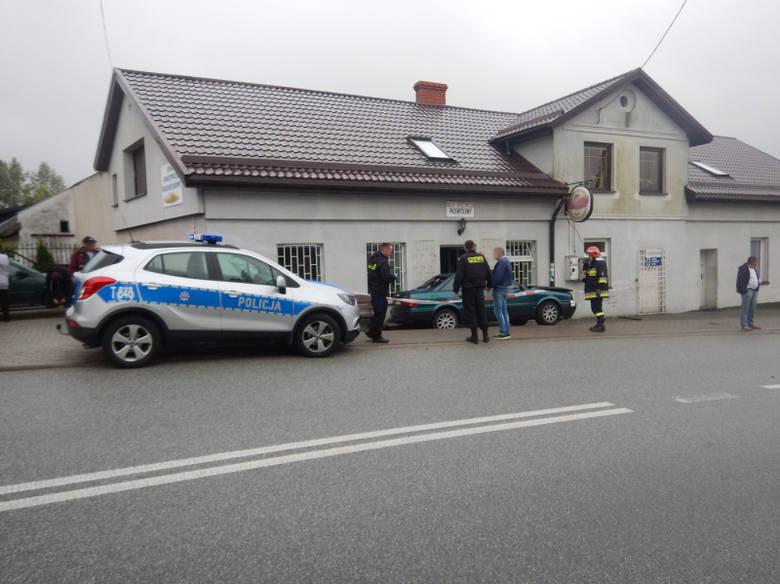 Do tego tragicznego wypadku doszło w poniedziałek przed godziną 17. Na drodze wojewódzkiej nr 650 w miejscowości Grabowo (gmina Gołdap) doszło do śmiertelnie