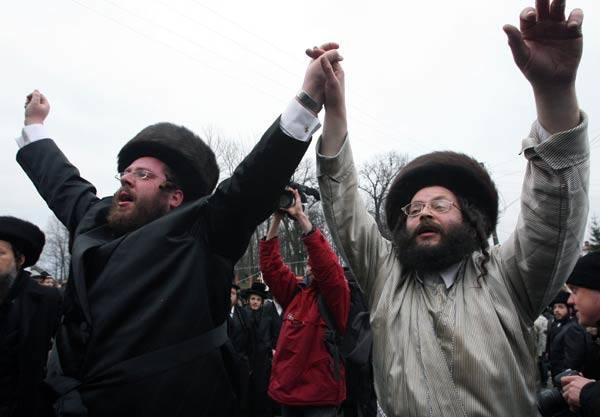 Zydzi w Lezajsku