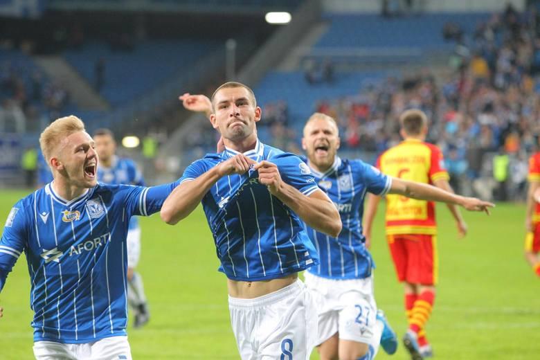 Lech Poznań w obecnym sezonie PKO Ekstraklasy dał zagrać w pierwszej drużynie aż 11 wychowankom, którzy zdobyli dla Kolejorza 16 goli. To największa