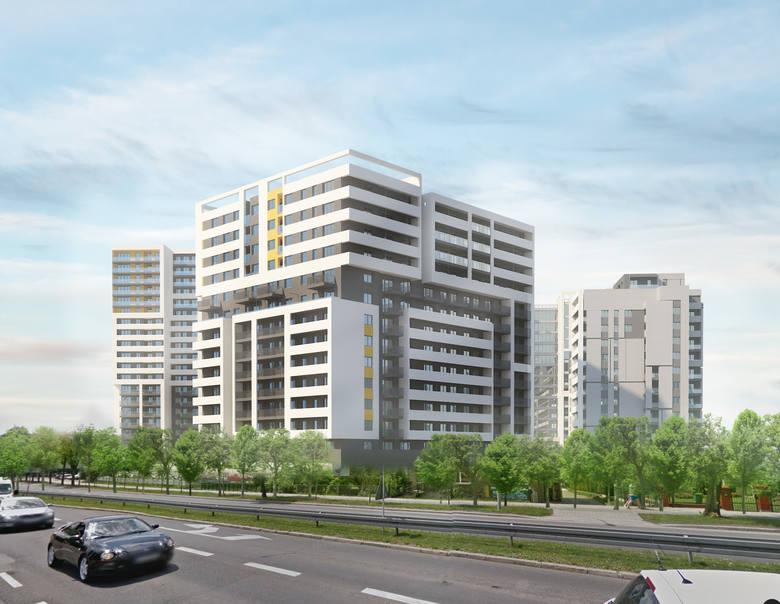Nowy budynek przy ul. Lubelskiej z ponad 230 mieszkań już w sprzedaży!
